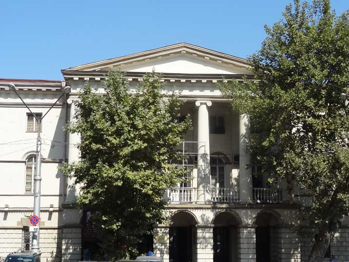 The Georgian Museum of Art is one of the most important museums in Georgia and possesses many beautiful works of art