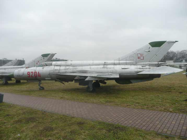 MiG-21bis the ultimate development of this famous Soviet fighter