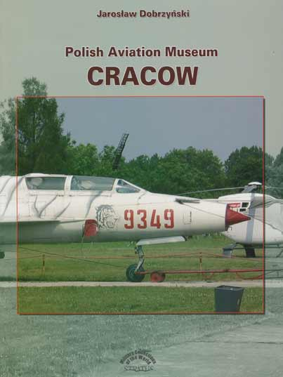 Polish Aviation Museum guidebook with a complete aircraft overview