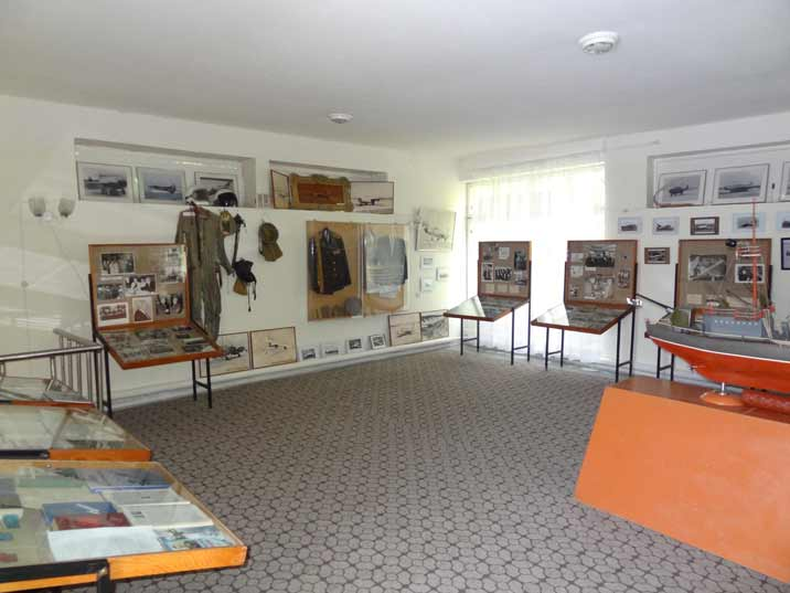 The main exposition of the Museum shows photographs, documents and many other items on the life of the Mikoyan brothers