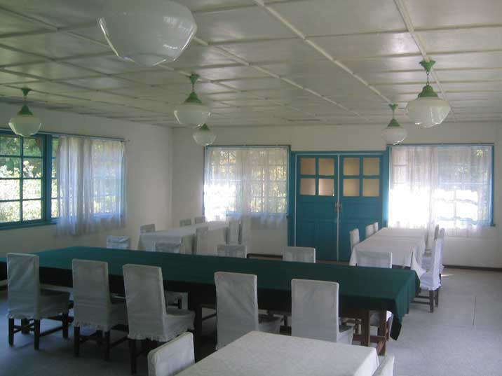 Room where the truce talks were held between The DPRK and the US