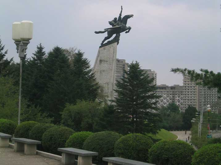 monument of party founding