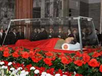 Kim Jong Il's dead was announced Monday 19 December 2012, the worlds cruellest but also funniest communist dictator is no more