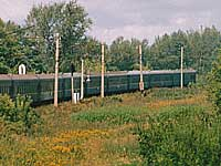 Photos Trans Siberia Express
