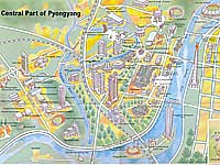 Pyongyang city guide