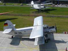 An aerial tour with this great bi plane is an excellent experience