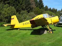 Let Z-37 Cmelak is an agricultural aircraft manufactured in Czechoslovakia, the aircraft is used mainly as a crop-duster.
