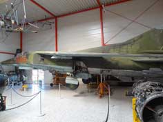 The Mikoyan-Gurevich MiG-23BN is a ground attack variant of the MiG-23 and was produced from 1973