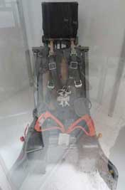 Czechoslovakian VS1-BRI Ejection Seat used in the Aero L-39 can be used at 0m height by the two pilots