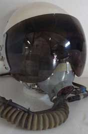 ZSh-5M Pilot Helmet with KM-34 oxygen mask was a modified version of the ZSh-5 with various updated components