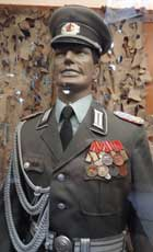 NVA Lieutenant Colonel with three Merit of the National People's Army Medals and the Medal For Faithful Service in the National People�s Army