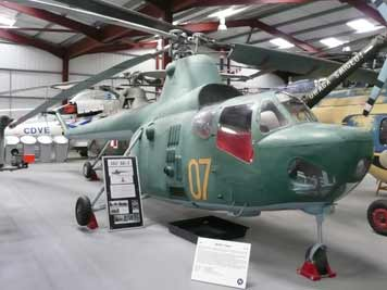 Polish built SM-1 variant of the Mil Mi-1 build by PZL-Swidnik