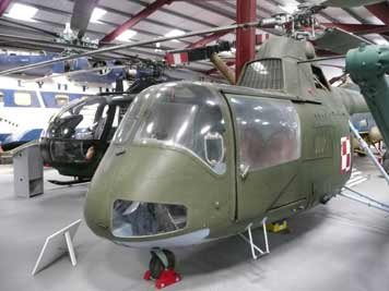 The WSK Swidnik SM-2 is a Polish variant of the Soviet Mil Mi-1